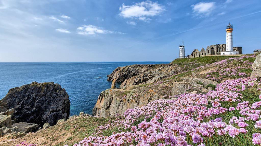 La Bretagne et saint mathieu