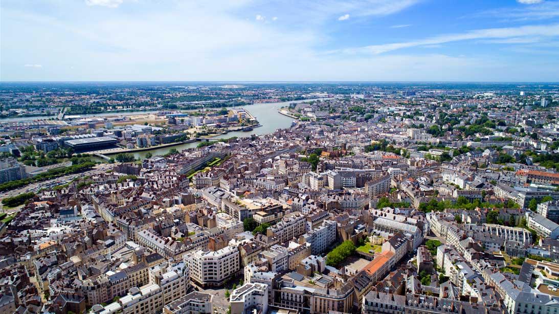 Nantes au pays de la loire